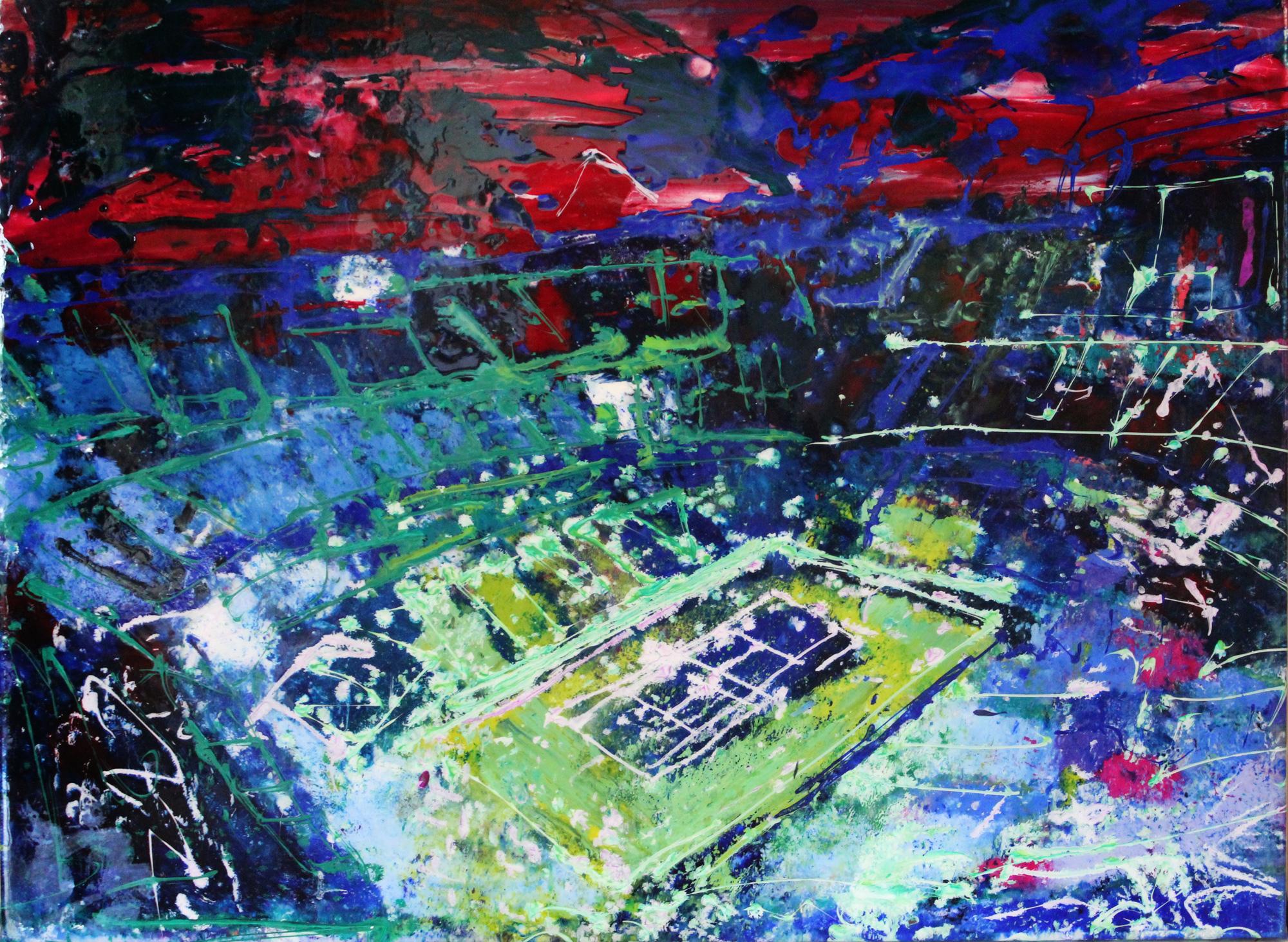Ashe Stadium 5