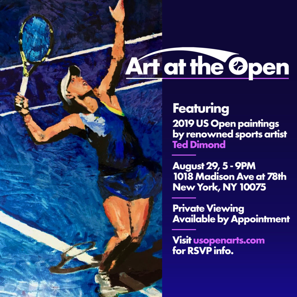 Hey NYC! Art at the Open: August 29th