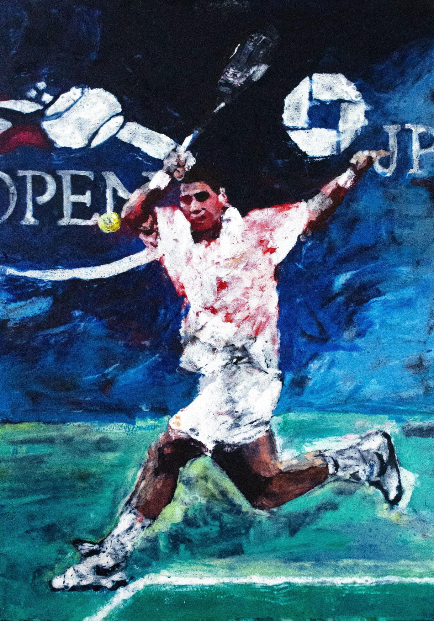 Pete Sampras, 2002 US Open Champion