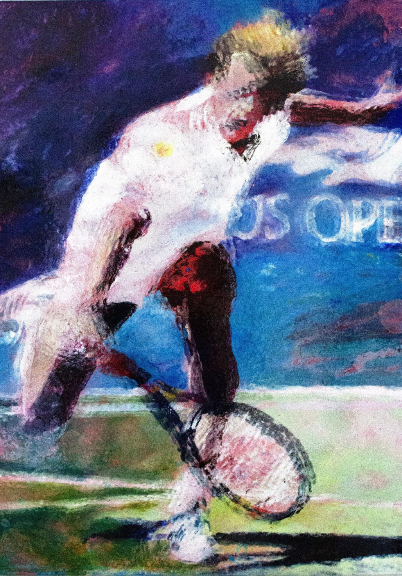 Stefan Edberg, 1992 US Open Champion