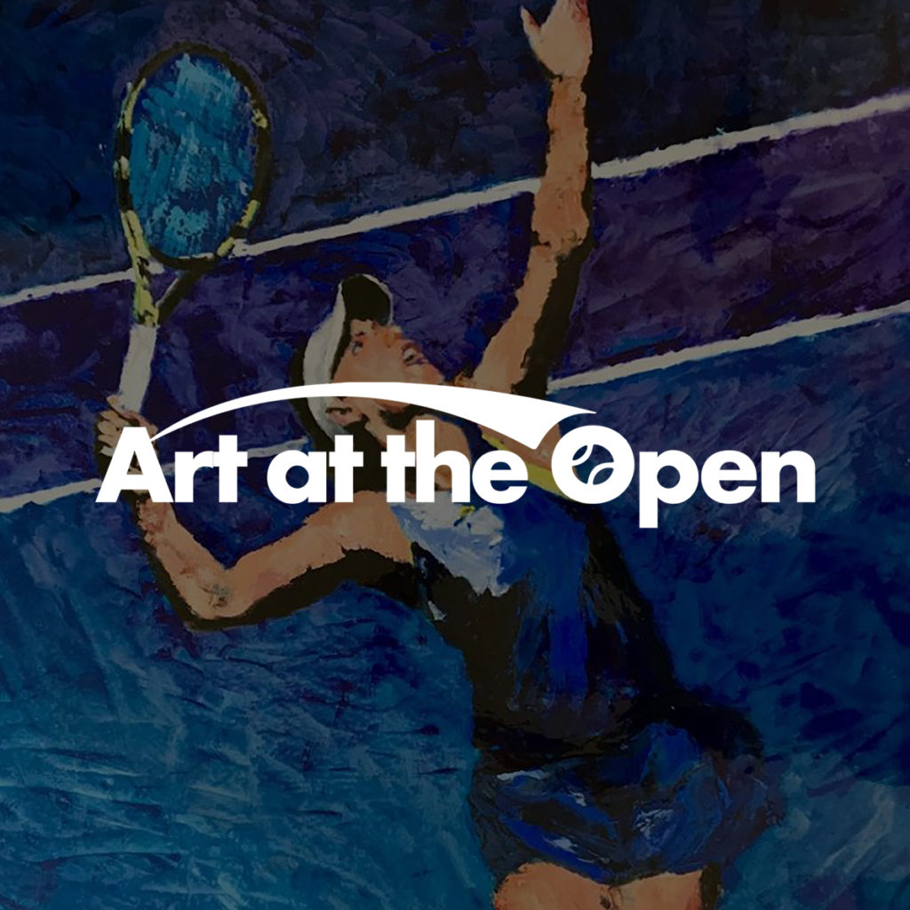 Press Release: Join Elina Svitolina and top players for a Celebration of Art and Tennis