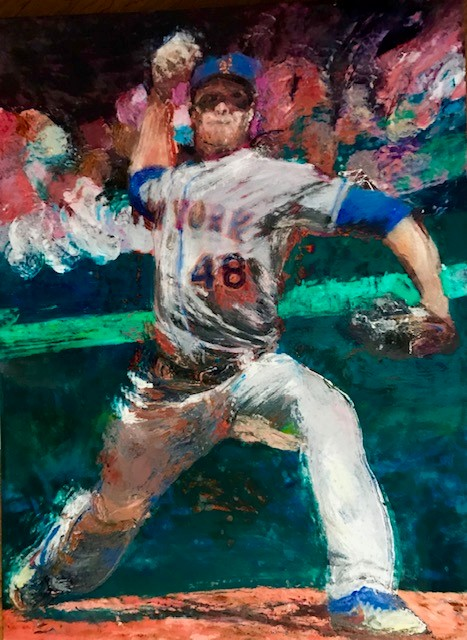 Jacob DeGrom, 2019 Cy Young Award Winner