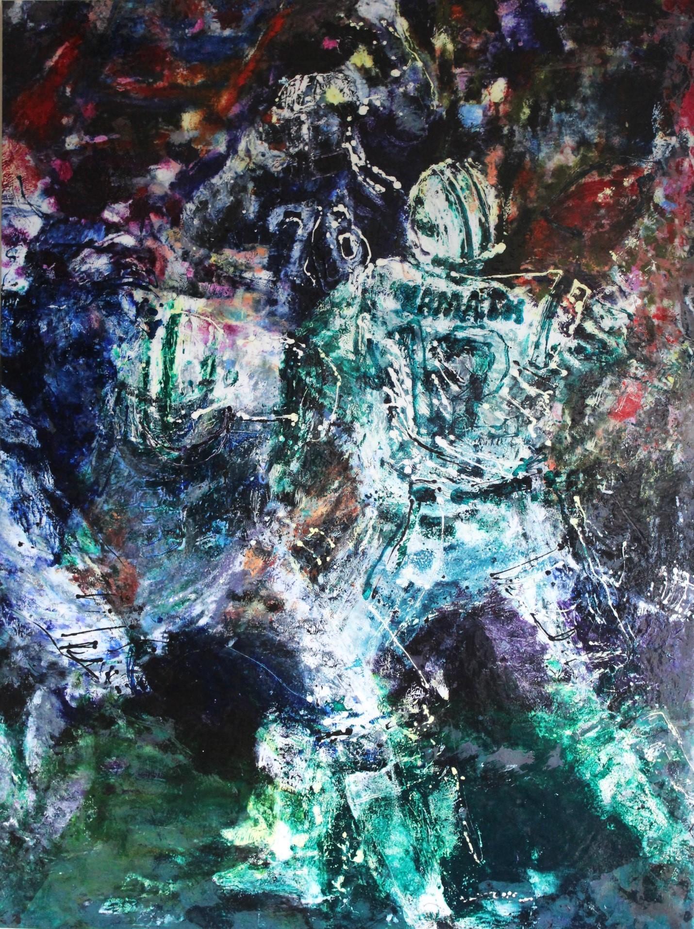 "Joe Namath, ""The Guarantee"", 1969 Super Bowl Champs"