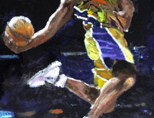 Kobe Bryant, #8