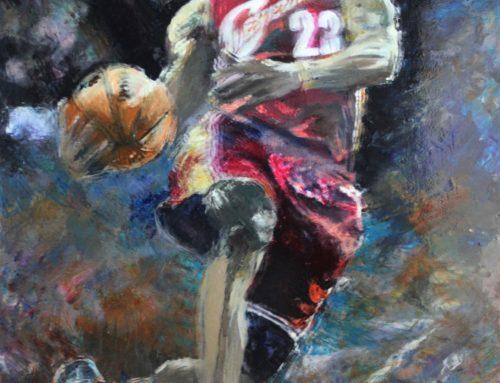 """Lebron """"King"""" James, Game 7 NBA Championships"""