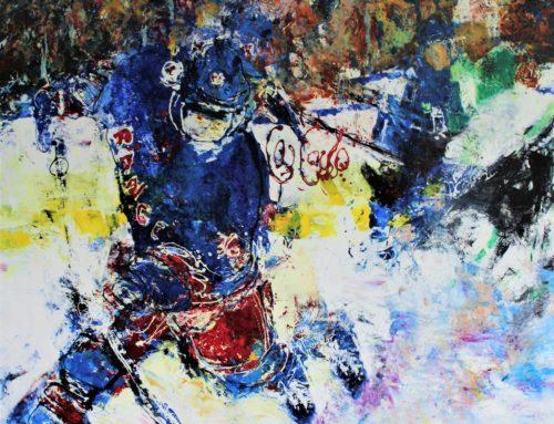 Rangers, Madison Square Garden