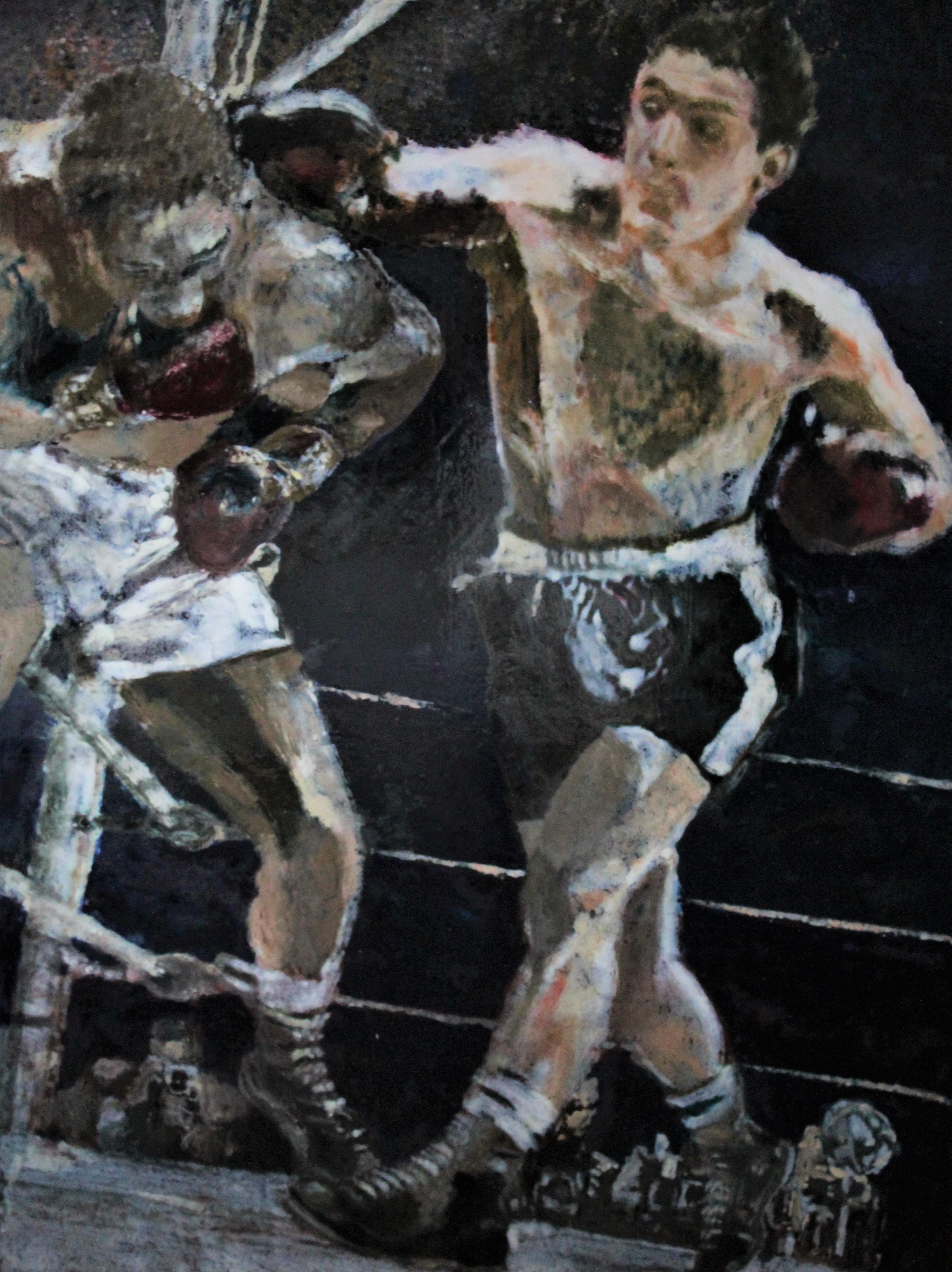 Rocky Marciano, 53-0