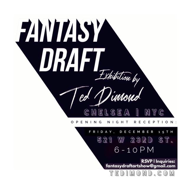 2019 Fantasy Draft