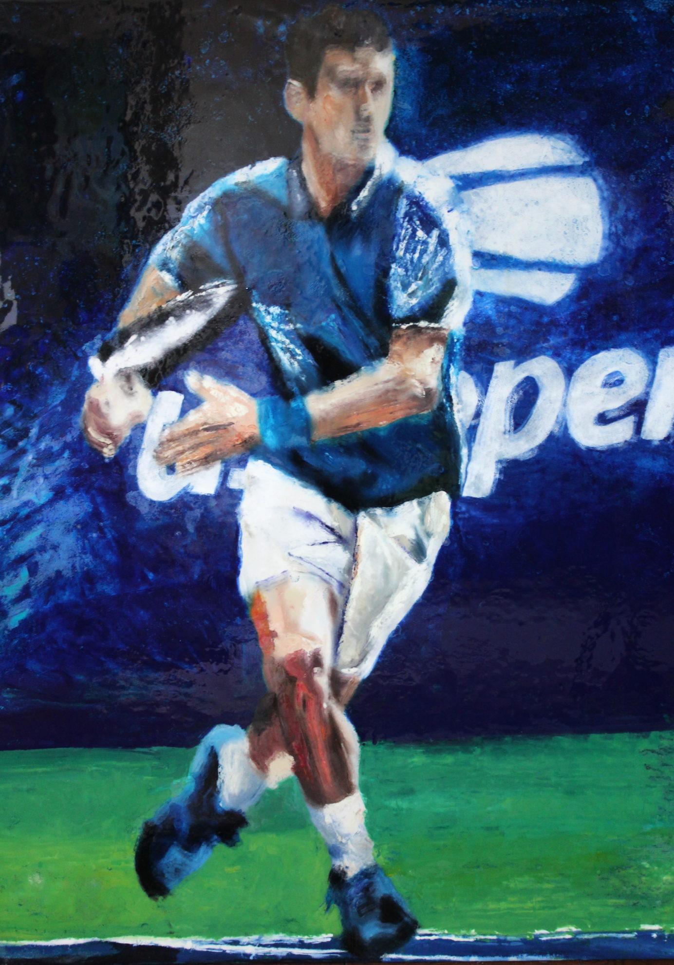 Novak Djokovic, 2018 US Open Champion