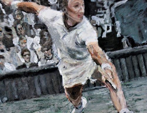 Rod Laver, 1962 & 1969 Grand Slam Champion