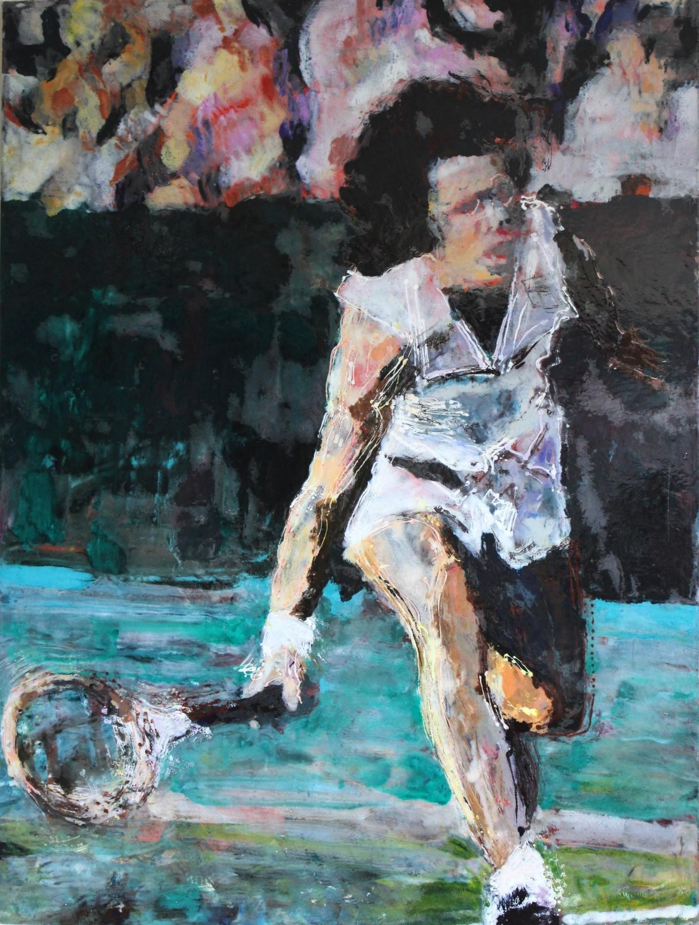 Billie Jean King, 1971 US Open Champion
