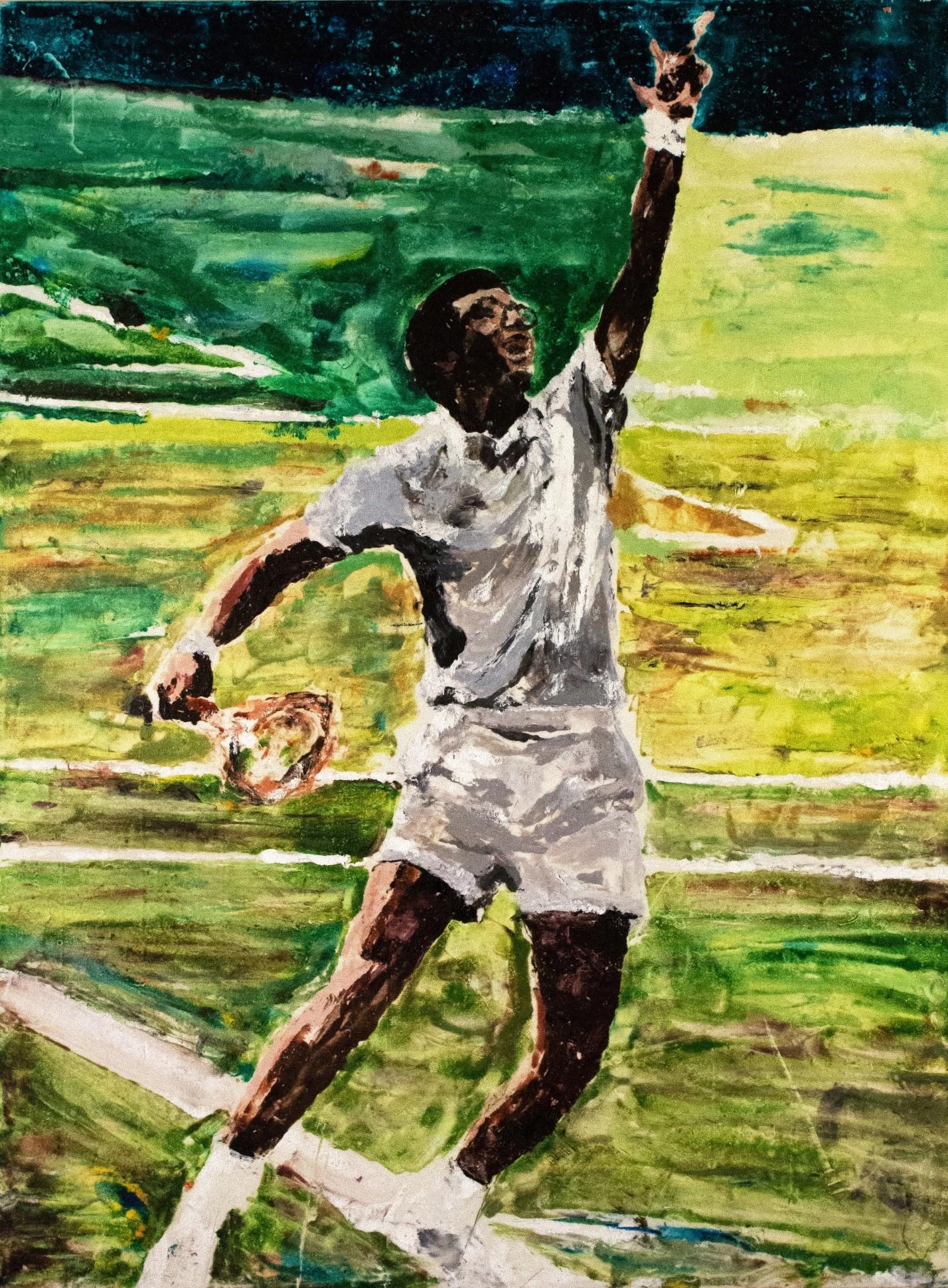 Arthur Ashe, 1968 US Open Champion