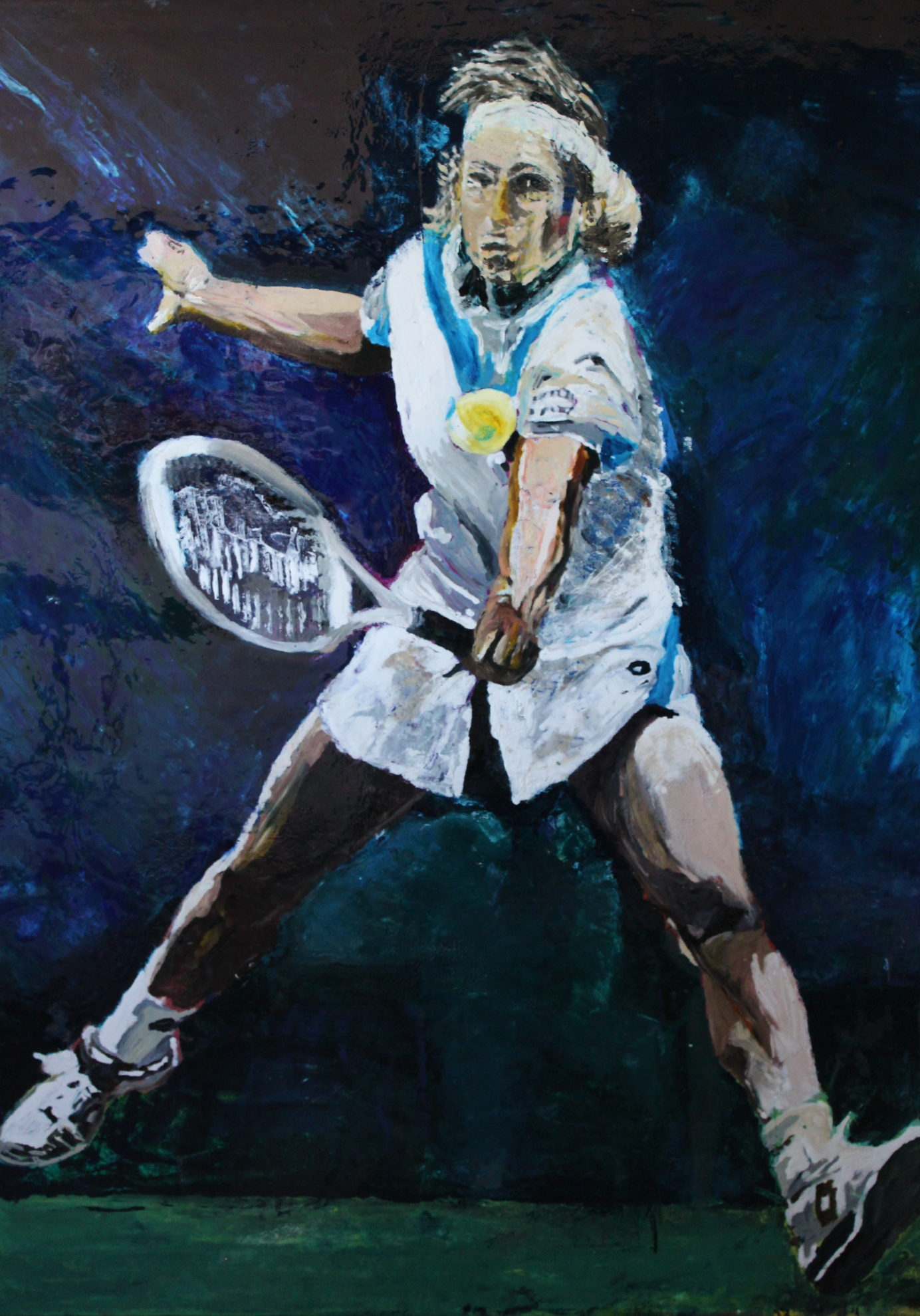 Martina Navratilova, 1983 US Open Champion