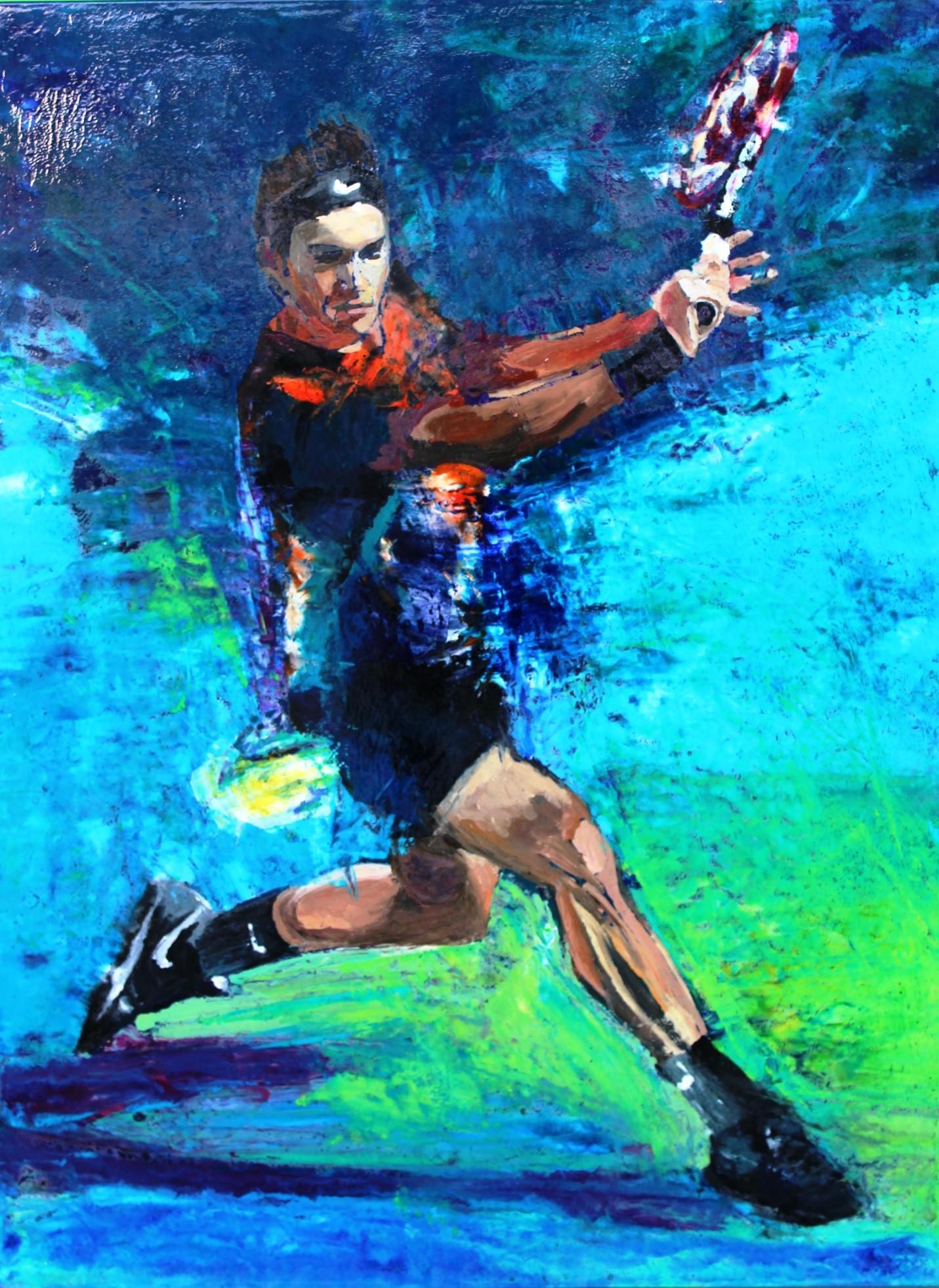 Roger Federer, 2007 US Open Champion