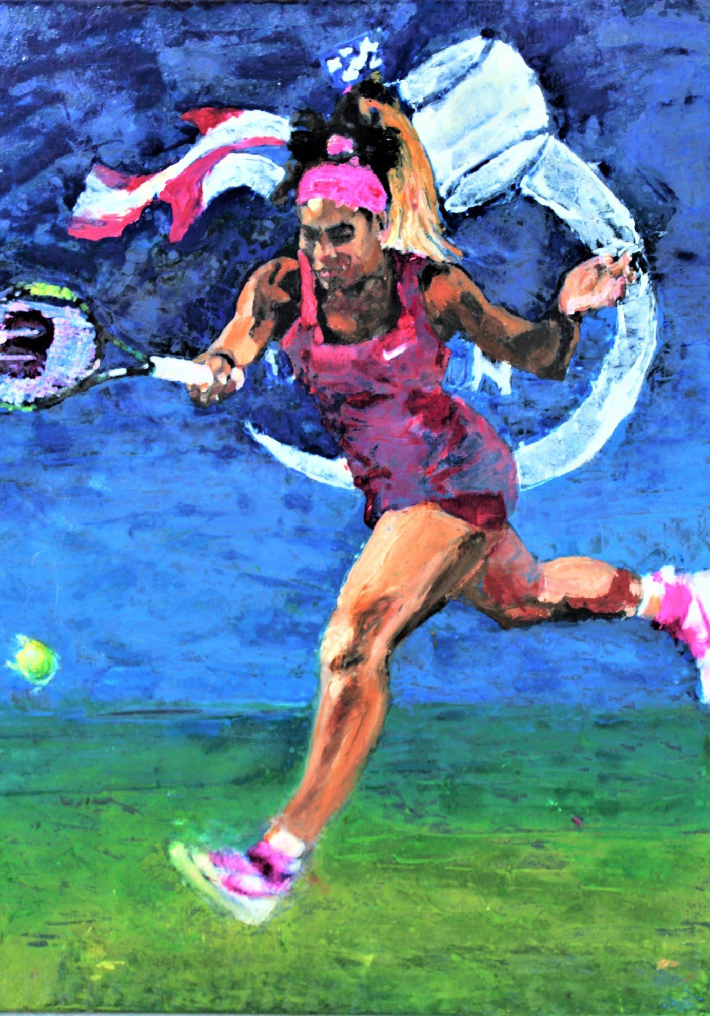 Serena Williams, 2008 US Open Champion