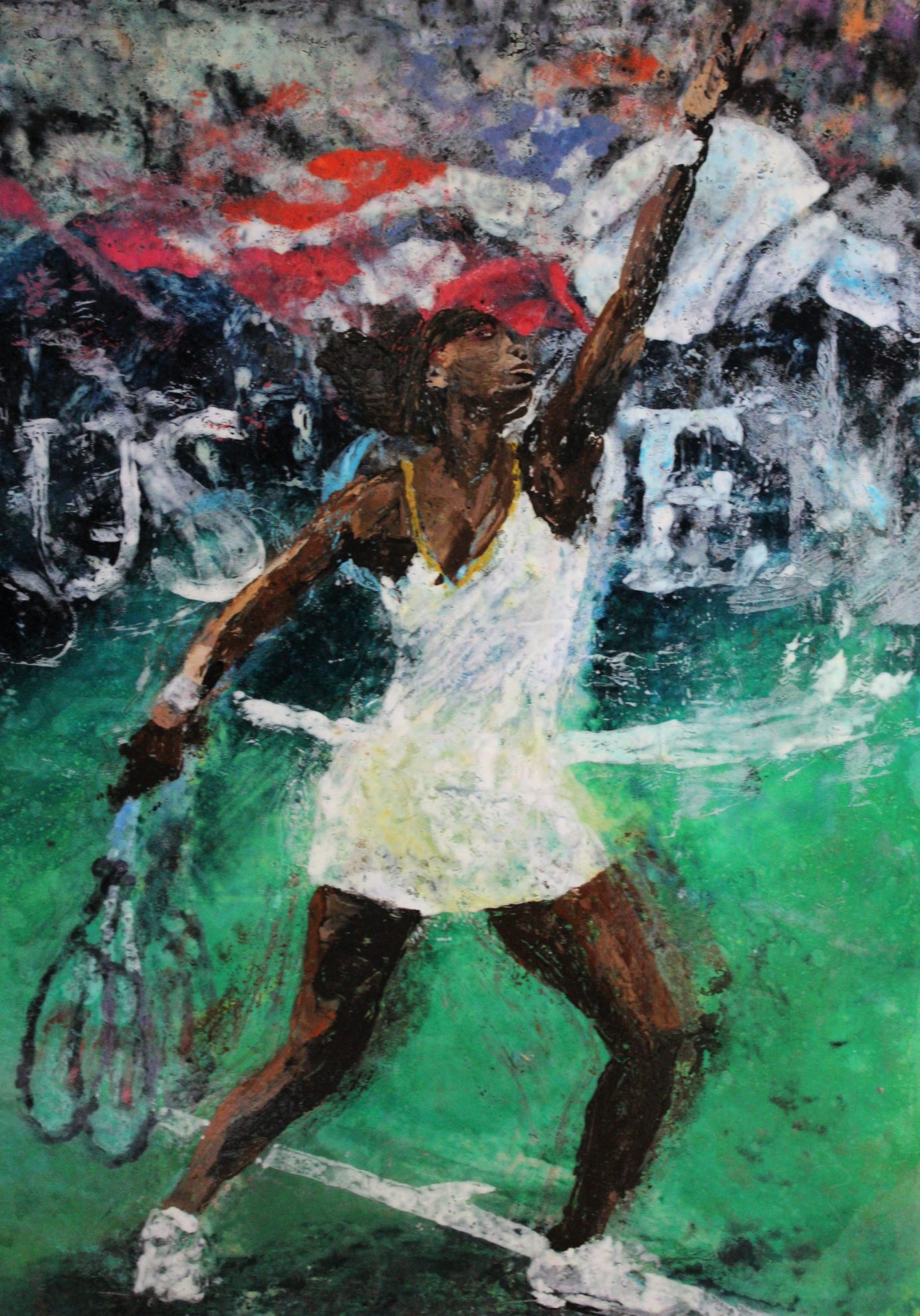 Venus Williams, 2001 US Open Champion